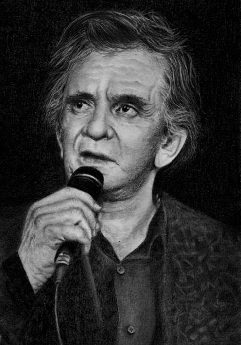 Johnny Cash par VivalaVida